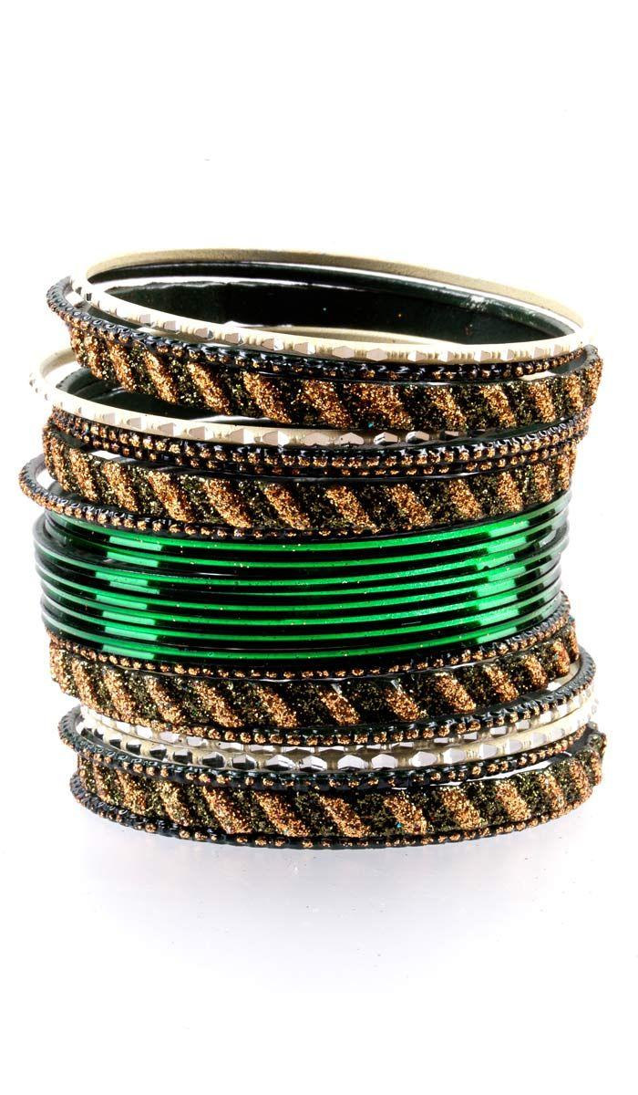Индийский браслет на руку, восточная бижутерия, зеленый браслеты из Индии, Indian green bracelet, Oriental jewelry, bracelets from India. 50 рублей