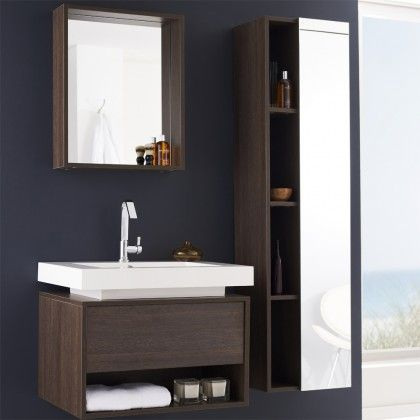 46 best Tous les meubles de salle de bain images on Pinterest - comment nettoyer les joints de carrelage de salle de bain