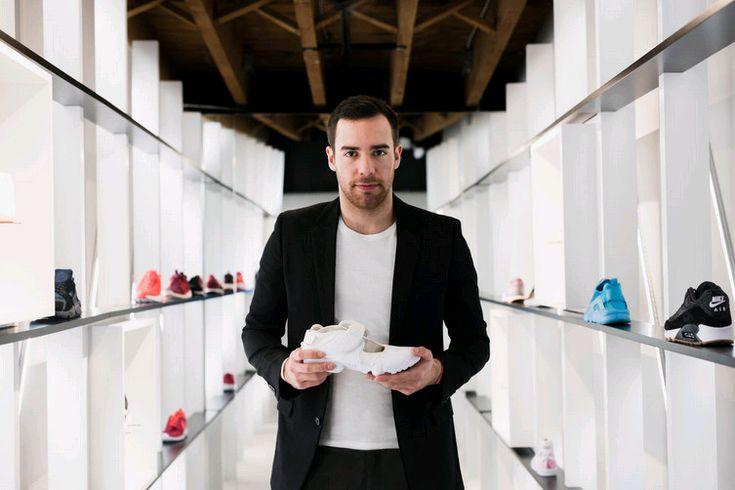 Lançamento Nike 2016   Pedro Lourenço Nike Air Rift e imersão na cultura sneaker foram destaques