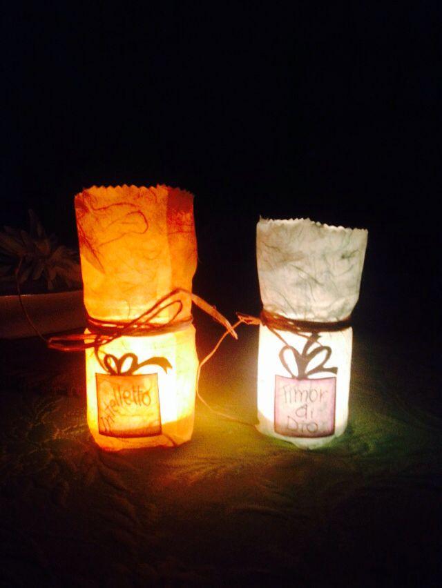 Lanterne con i doni