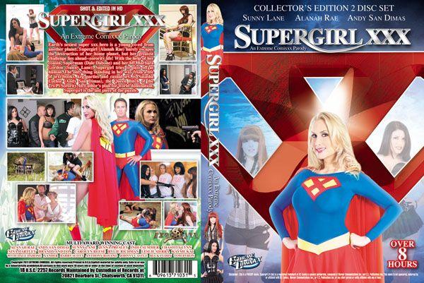 Resultado de imagen para Supergirl XXX – Parody