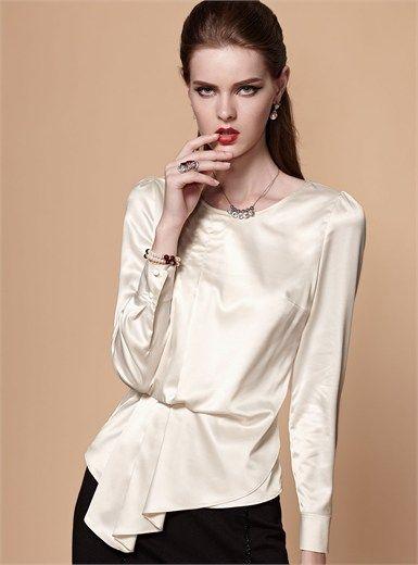 レディース ブラウス シャツ ファッション通販 長袖 シャツ 女性用ブラウス RS073013306BY [RS073013306BY] - ¥8,582円 : メンズとレディースとキッズのファッション|バッグ|財布|シューズ|ジュエリー|最新人気アイテムの通販公式サイト:ROSO(ロソ)