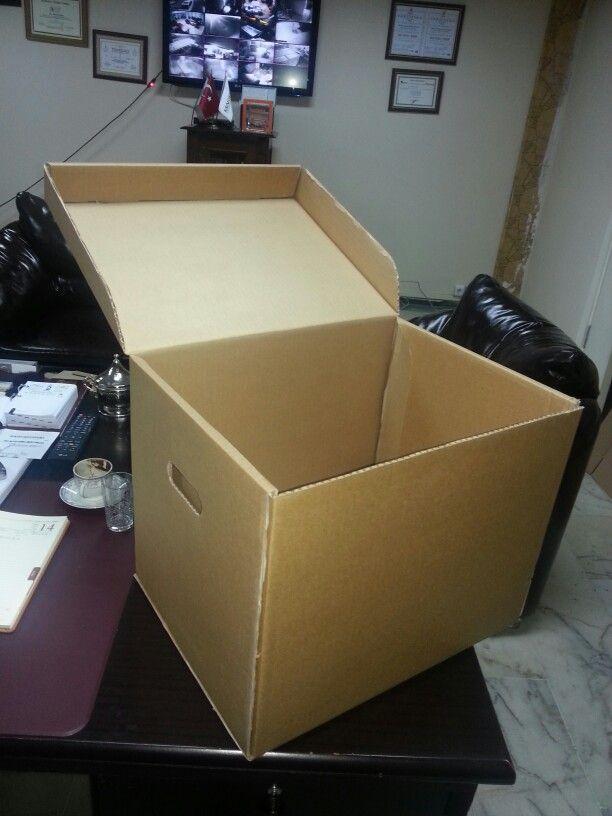 Archive cardbord