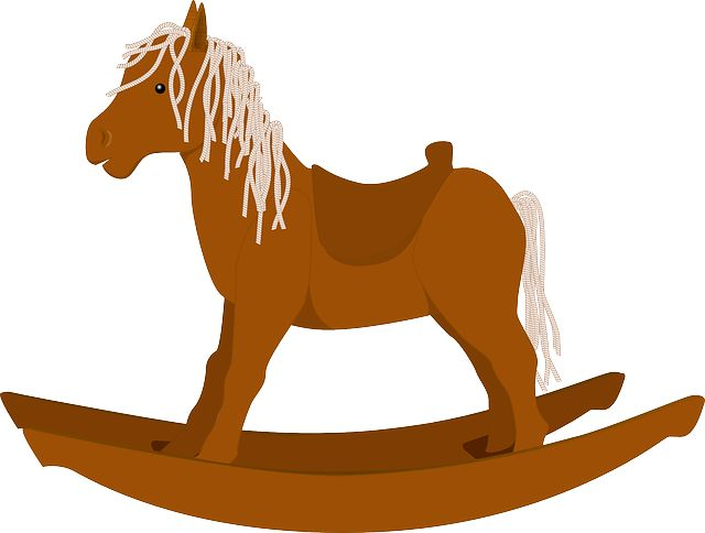 Remembering My Childhood Rocking Horse - Persona Paper