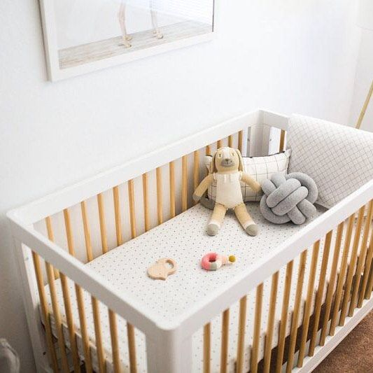 sweet minimalist nursery reveal + get the look room giveaway worth over $2000 coming up in 30 MIN  Loved being a part of this amazing space created by @tanahallows for @latishaspringer 's Baby Londyn  photographed. By @nicolettemonsonphoto Huge thanks to our amazing sponsors.... @rugs_usa @hayneedle @deltachildren @theanimalprintshop @olliandlime @luluandpip @thelovelywallco @chroniclebooks @mapamundikids @tea_collection @cozycheekz @malia_mu @gautierstudio @colorhousepaint @blablakidsshop…
