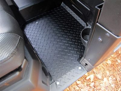Polaris Ranger Floorboards for 570 and 900 full size crew. #polaris #ranger #crew cab # floor #boards