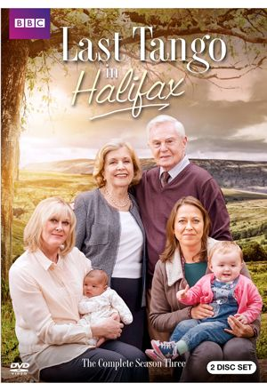 The award-winning, heartwarming Last Tango in Halifax returns to welcome Alan (Sir Derek Jacobi, The King's Speech, The Borgias) and Celia (Anne Reid, Upstairs, Downstairs, Marshlands) to the newlywed life. Reunited after 60 years, Celia finds that she may not know everything about Alan when a dark secret from his past is brought to light. Will the couple be able to move forward? Celia's daughter, Caroline, and her very pregnant partner work on moving their growing family forward when…