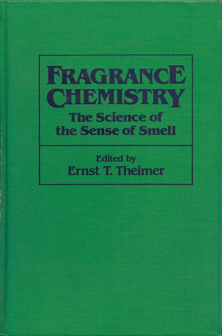 Ernst T. Thiemer, Fragrance Chemistry, The Science of the Sense of Smell, Academic Press, Orlando, 1982, 636 pp. ISBN-13: 978-0126858501