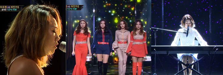 [SPOILER] Watch the Top 8 from 'Kpop Star 5' Go Head-to-Head for Top 6 Spot! | Koogle TV