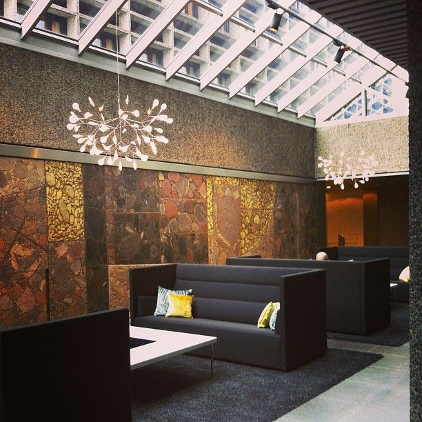 Top 25 best office building lobby ideas on pinterest - Commercial interior design codes ...