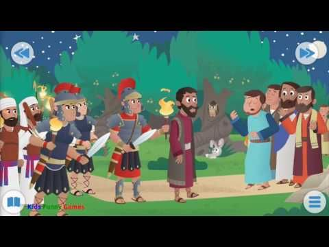 Bible for kids | The donkey and the king | Funny Games - YouTube