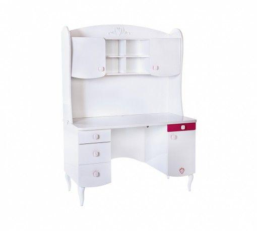 Yakut Íróasztal alsó része #gyerekbútor #bútor #desing #ifjúságibútor #cilekmagyarország #dekoráció #lakberendezés #termék #ágy #gyerekágy #yakut #rubin #pink  #szekrény