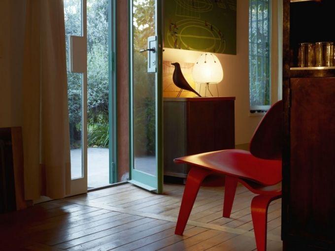 Bezostyšně samoúčelná krása: Eames House Bird