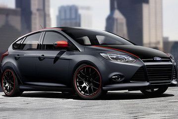 Ford Focus. I just dig the matte finish.