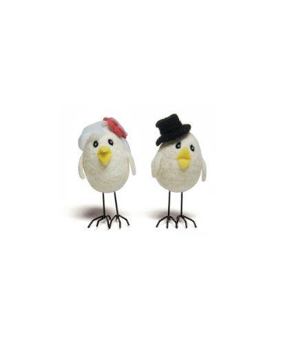 Weddingstar Sweet Tweets Bride and Groom