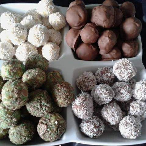 Recipe Milk Chocolate Tim Tam Truffles by biancawoodhouse - Recipe of category Desserts & sweets