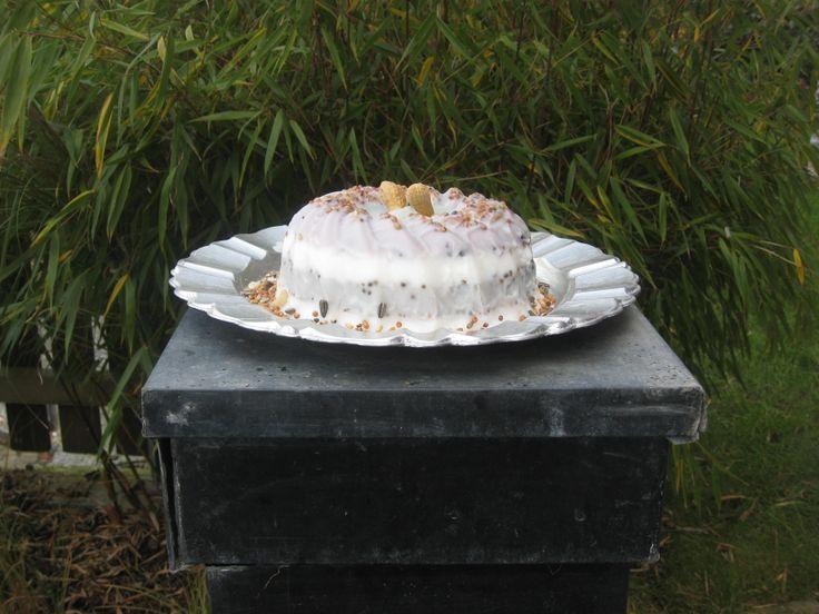 Birdcake by Borgssweetart
