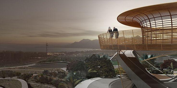 ¿melike alt? ¿n??? oferta de la señal del kepez de antalya de los presentes de los arquitectos de k - Kepez/Antalya, Turkey