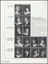 1984 Woodland High School Yearbook Page 156 & 157
