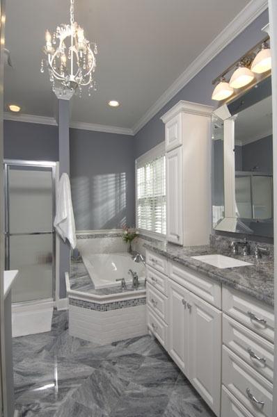 Bathroom Remodel Corner Tub 105 best home decor images on pinterest | bathroom ideas, bathroom