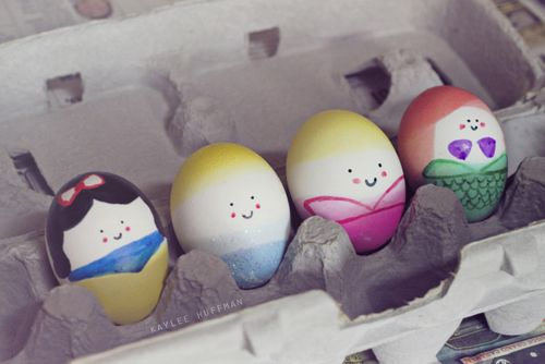 Disney Princess Easter Eggs