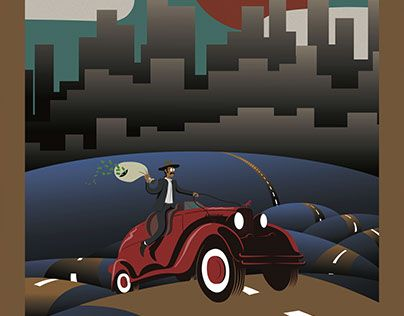 """Check out new work on my @Behance portfolio: """"Turn the bank !"""" http://be.net/gallery/47172939/Turn-the-bank-"""