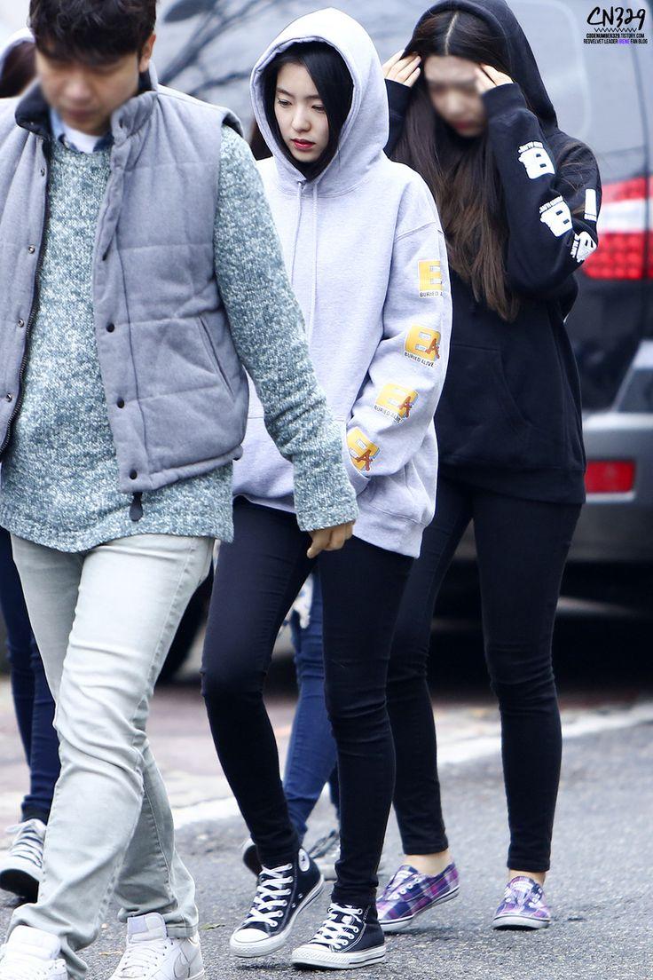 Other red velvet s airport fashion celebrity photos onehallyu - Red Velvet Irene Kpop Fashion 141031 2014