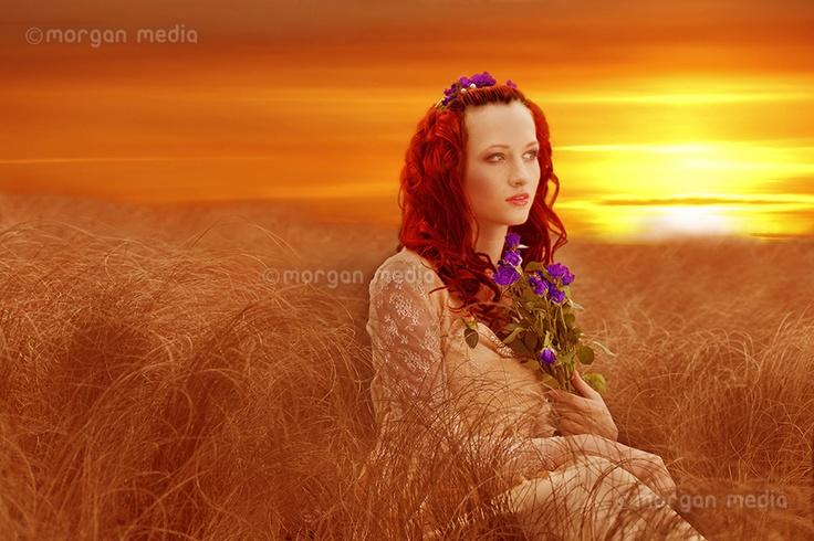 Photomanipulation by Morgan Media  Photography Credit: Girl © nastiaosipovastock.deviantart.com
