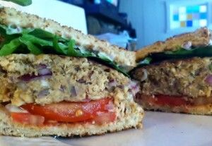 salmon burger | Protein Recipes Mostly Clean | Pinterest
