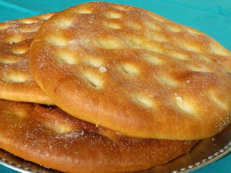 Tortas panaderas dulces, Thermomix, Ana Sevilla