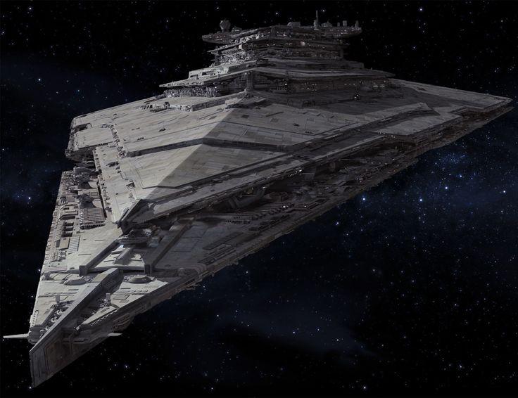 concept ships: The Finalizer First Order Star Destroyer