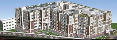 Growing demand of 3 BHK apartments in ECIL