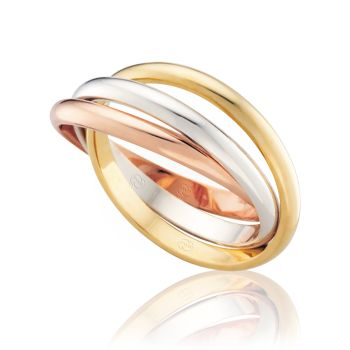 Ladies Collection - #PeterWBeck - #Wedding rings 3TRWHD #AustralianMade