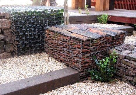 17 best ideas about gabion cages on pinterest gabion - Gabion pas cher ...