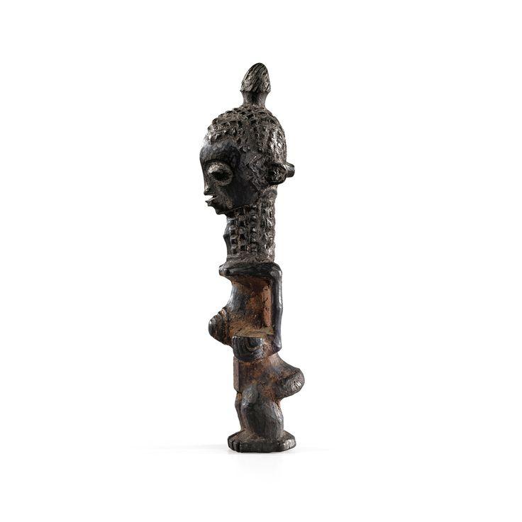 Luluwa Bulenga Figure, DR Congo