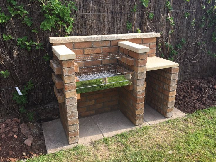 127 best Brick Barbecue Designs images on Pinterest | Barbecue ...