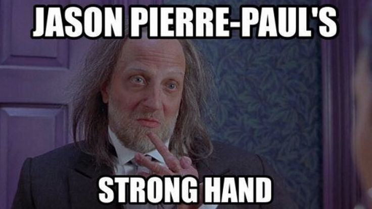 These Jason Pierre-Paul Memes are Mean...and Funny via Relatably.com