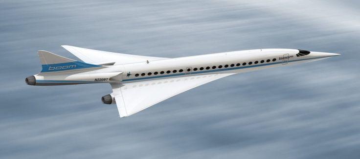Boom Supersonic, il ritorno del Concorde