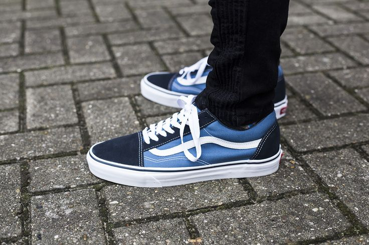 VANS VD3HNVY U Old Skool Navy