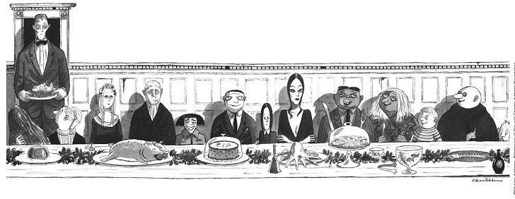 Addams Family Members