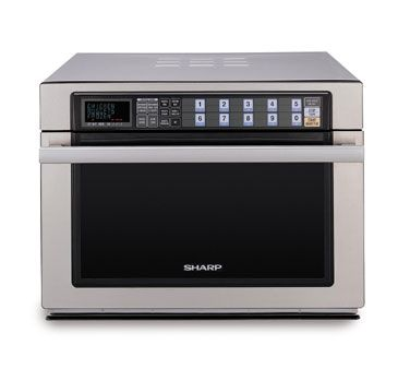 Sharp Convection Microwave Oven R 8000g 1000watts