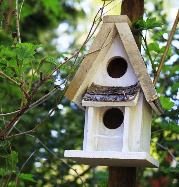 Tankar från Trädgårdsmästarn: Vackra små hus i trädgården