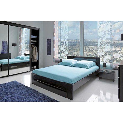 lit 160 x 200 pas cher maison design. Black Bedroom Furniture Sets. Home Design Ideas