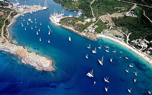 Winter sun holidays for sporty families: Sailing in Antigua ...
