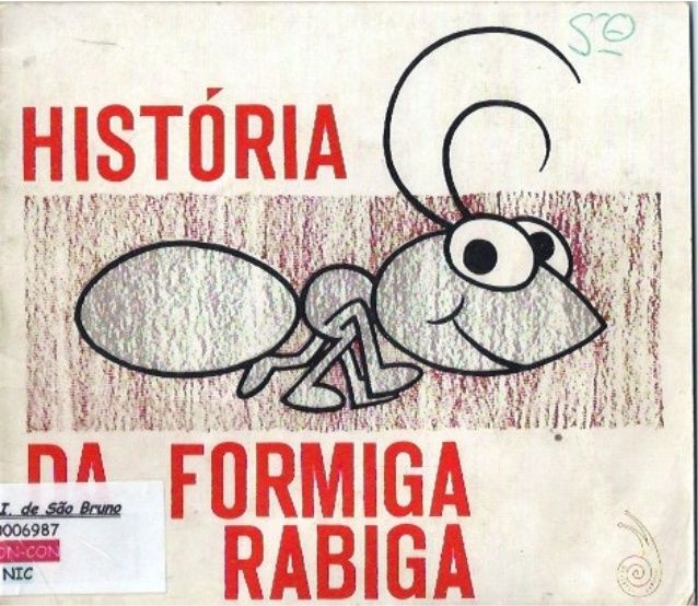História da Formiga Rabiga