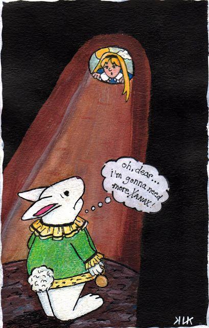 originally done years ago for IllustrationFriday.com