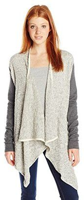 Rip Curl Junior's Temptation Cardigan Chunky Sweater - Shop for women's Cardigan