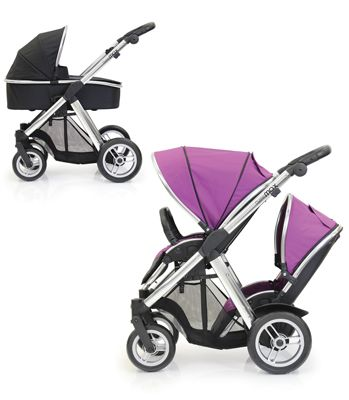 Buy your Babystyle Oyster Max Travel Set - Grape from Kiddicare Baby Prams| Online baby shop | Nursery Equipment