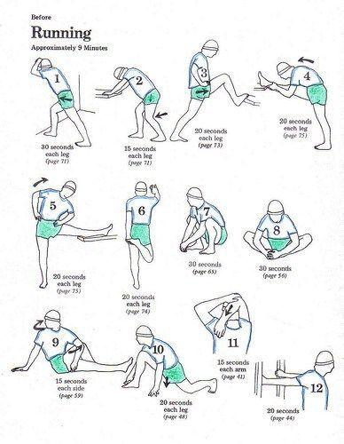 Plan de entrenamiento para iniciación al running