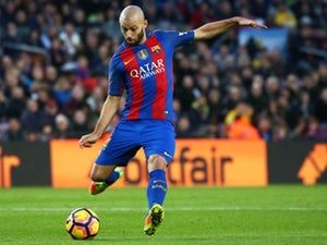 Team News: Javier Mascherano and Andres Iniesta out of Barcelona squad for Villarreal trip